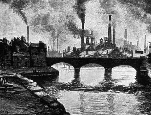 The Industrial Revolution Pictures