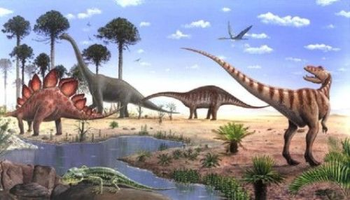 The Jurassic Period Images