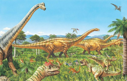 The Jurassic Period facts