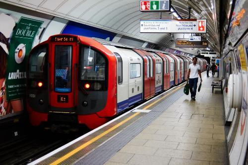 London Underground pictures