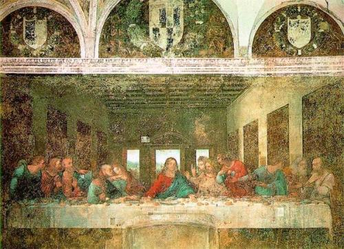 The Last Supper Facts