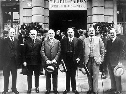 The League of Nations Facts