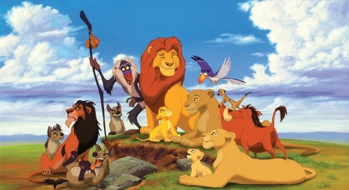 The Lion King Characters