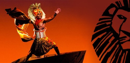 The Lion King Musical Pic