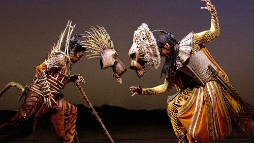 The Lion King Musical Pictures