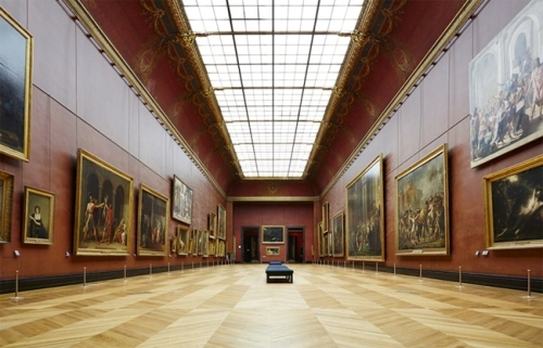 The Louvre Arts