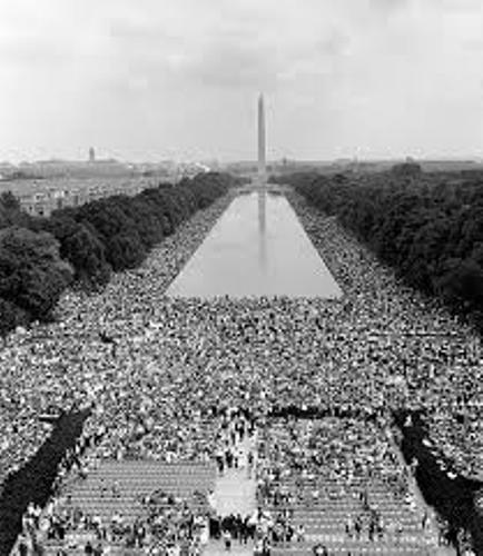 The March on Washington Pictures