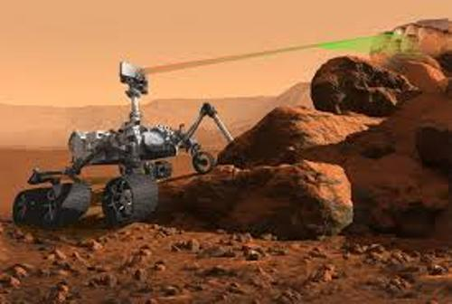 The Mars Rover Images