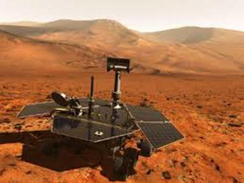 facts about mars rover spirit - photo #7