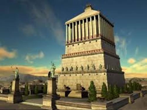 The Mausoleum at Halicarnassus Images