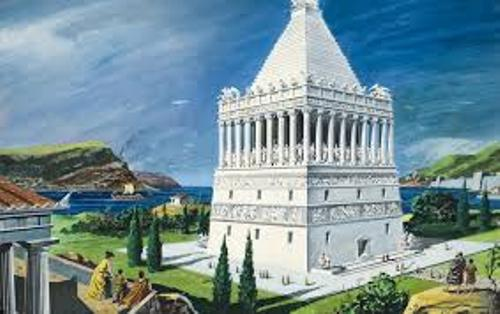The Mausoleum at Halicarnassus Pictures