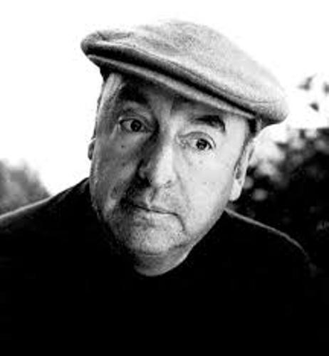 pablo neruda photo