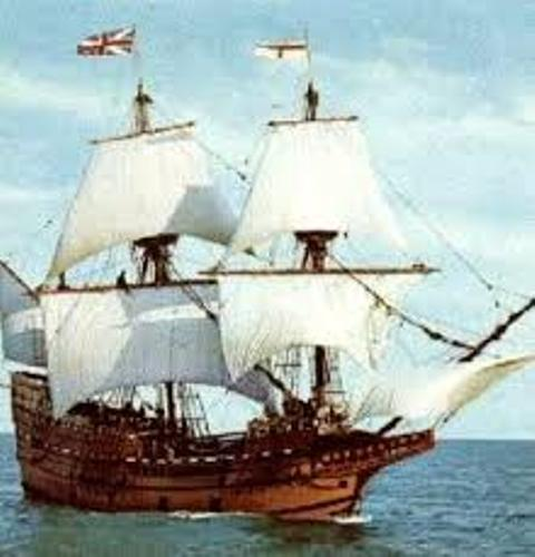 The Mayflower Images