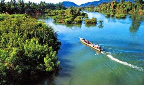 The Mekong River Facts