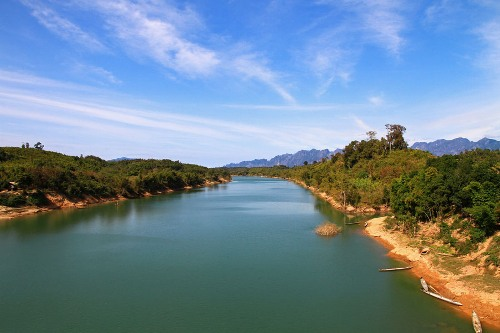The Mekong River Pic