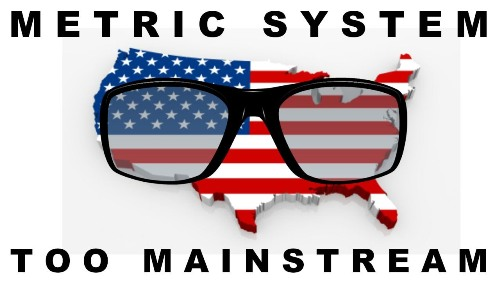 The Metric System Images