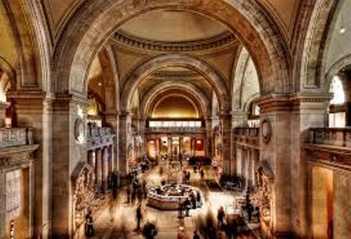The Metropolitan Museum of Art Inside