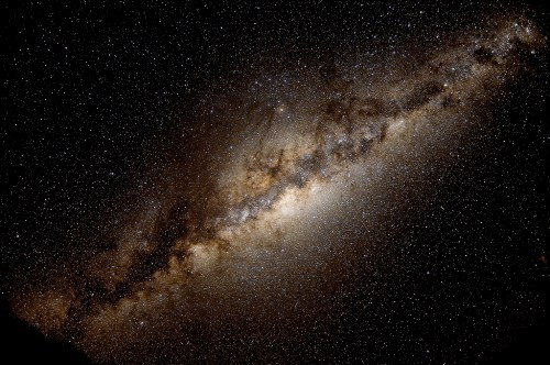 The Milky Way Galaxy Photo