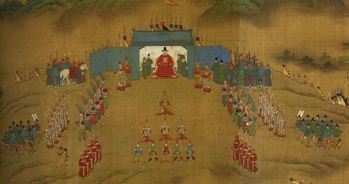 The Ming Dynasty Cultures