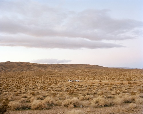 The Mojave Desert Aridity