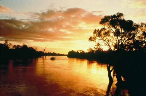 The Murray River Images