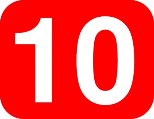 10 Interesting The Number 10 Facts