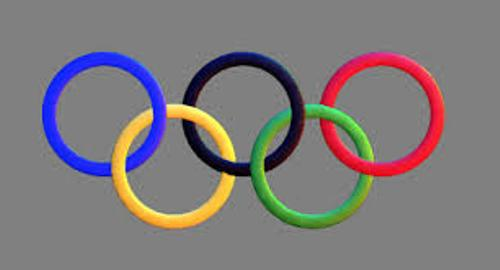 the olympic rings pictures
