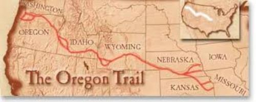 the oregon trail facts