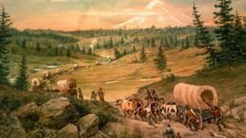 the oregon trail history