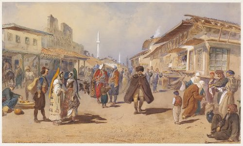 the ottoman empire at the zenith of power - societal structure of the ottoman empire by the 16th century, the vast and mighty empire of the ottomans had reached the zenith of its power the lands under ottoman rule stretched from the heart of central europe to the deserts of arabia.