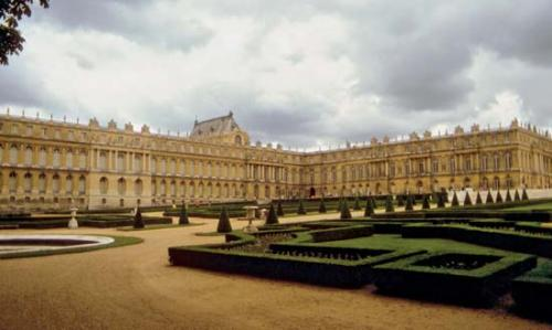 the palace of versailles facts
