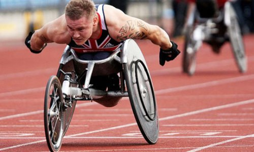 the paralympics games