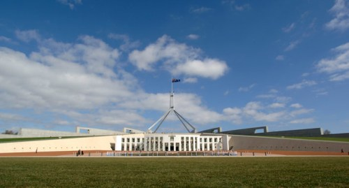 The Parliament House Canberra Pictures