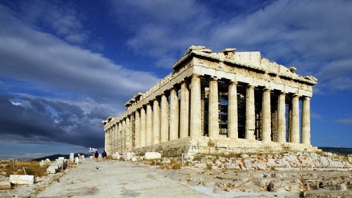the parthenon images