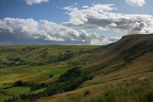 the peak district facts