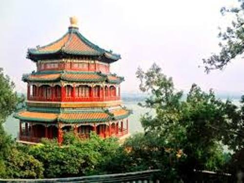 the summer palace facts