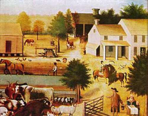 the Middle Colonies Facts