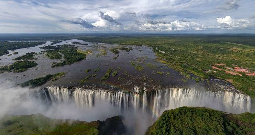 facts about the zambezi river