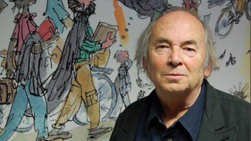 quentin blake facts