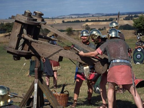 the roman army images