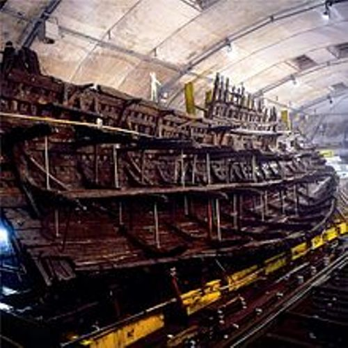 the mary rose facts