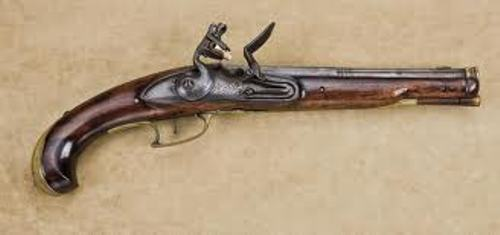 the revolutionary war weapons facts