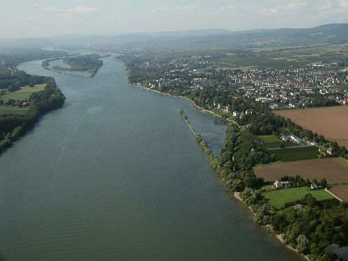 the river rhine