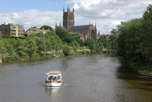 the river severn ferry