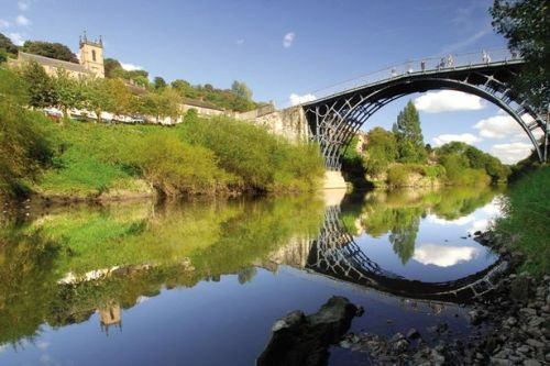 the river severn image