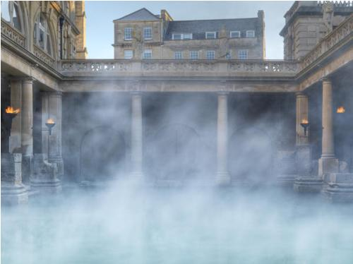the Roman Baths Image