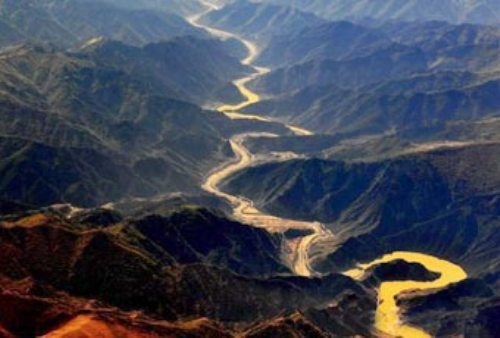 the yellow river facts