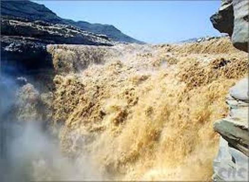 the yellow river images