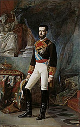 king amadeo i of spain