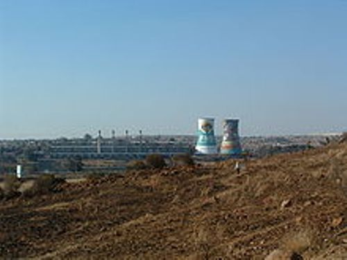 soweto power station